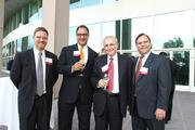 BBVA Compass Bank's, Shane Burckhardt, Kevin Shukur, PC Zotos and Eric Vogt