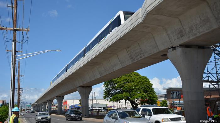 Honolulu rail authority open to settlement in lawsuit with Blood Bank of Hawaii