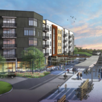 First look: Transit development envisions 'downtown' for one of nation's hottest ZIP codes