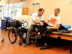 Video: Brooks Rehabilitation incorporates new technology to help disabled patients (Video)