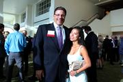 Jose Bello, AXA Advisors, and Quyen Trujillo, Charles Rutenberg Realty