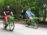 Get ready to ride: another bike-share program launches in the Triad