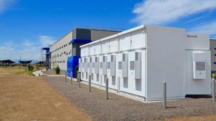 Giant batteries, sleek software to power Austin homes soon