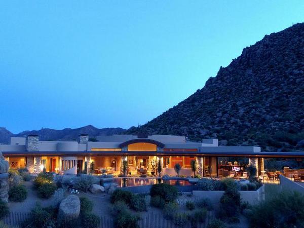 Authentic High-End Desert Living