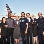 American Airlines joins <strong>Bradley</strong> <strong>Cooper</strong> and Stand Up To Cancer
