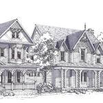 Proposed 70-home Alpharetta project looks back to Romantic Era
