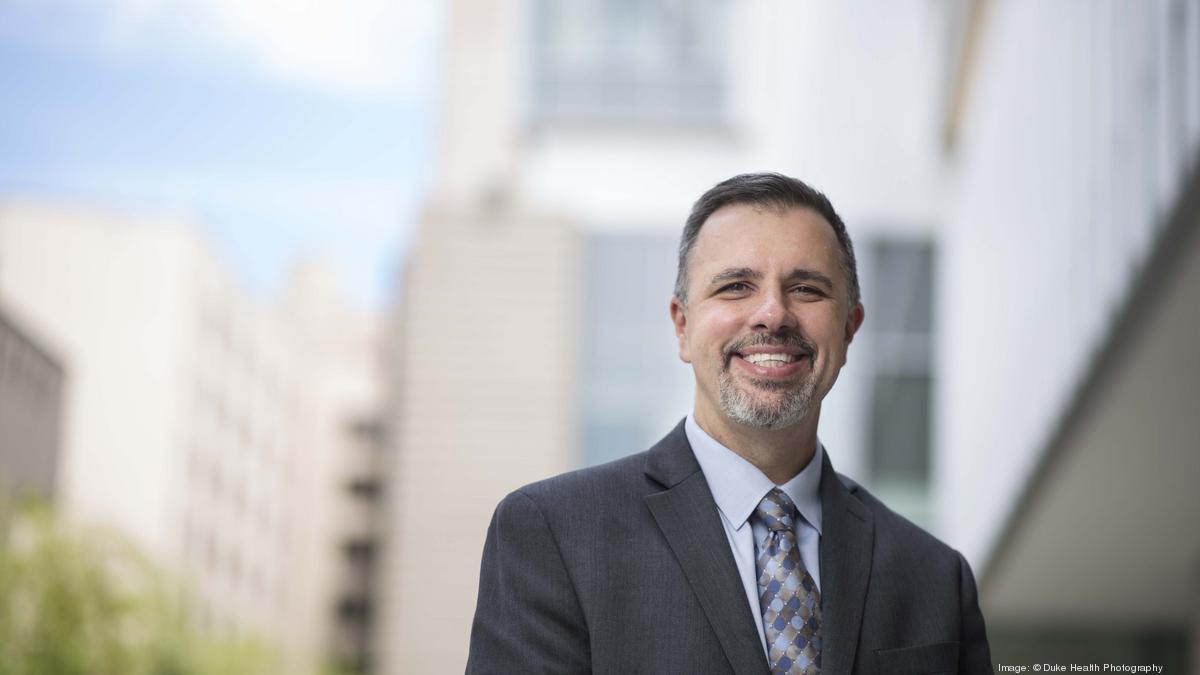 Executive Voice: At Duke, he'll shape the future of ob/gyn
