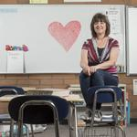 Money in America: Elementary teachers in Phoenix are among the lowest paid in their profession, but many still stick around. Here's why