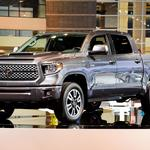 Toyota bounce in pickup truck sales not enough to overcome down year