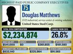 Slideshow: Pittsburgh region's highest-paid execs