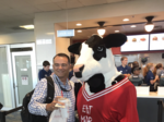 Chick-fil-A takes off at Charlotte's airport