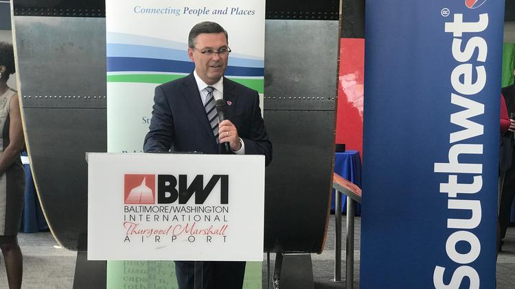 Southwest President Calls Bwi The Airline S Beast Of The East Washington Business
