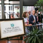 Cone Health names children's center after former CEO