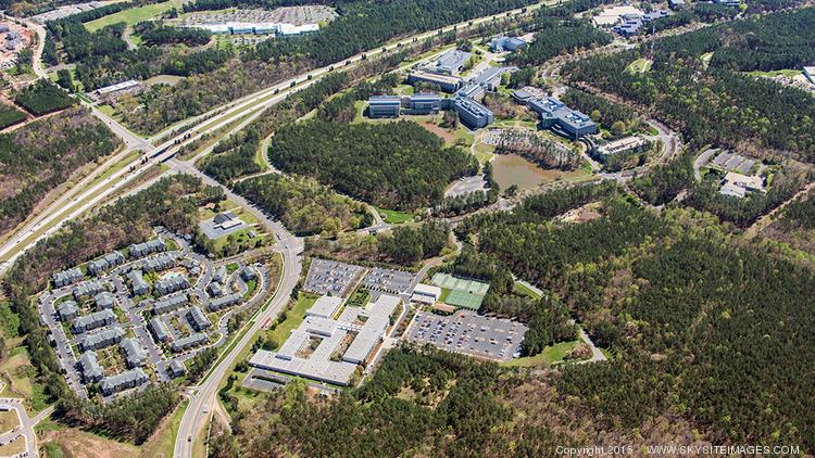 Ibm Rtp Campus Map.Apple S Decision Could Lead To Another Research Triangle Park