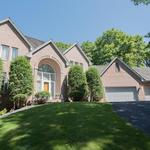 Home of the Day: Beautiful Edina 2-Story on a Private 1/2 Acre Lot!