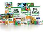 Walmart and Disney gave her organic snack brand a boost