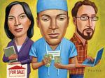 Money in America: Resetting pay in a changing job market