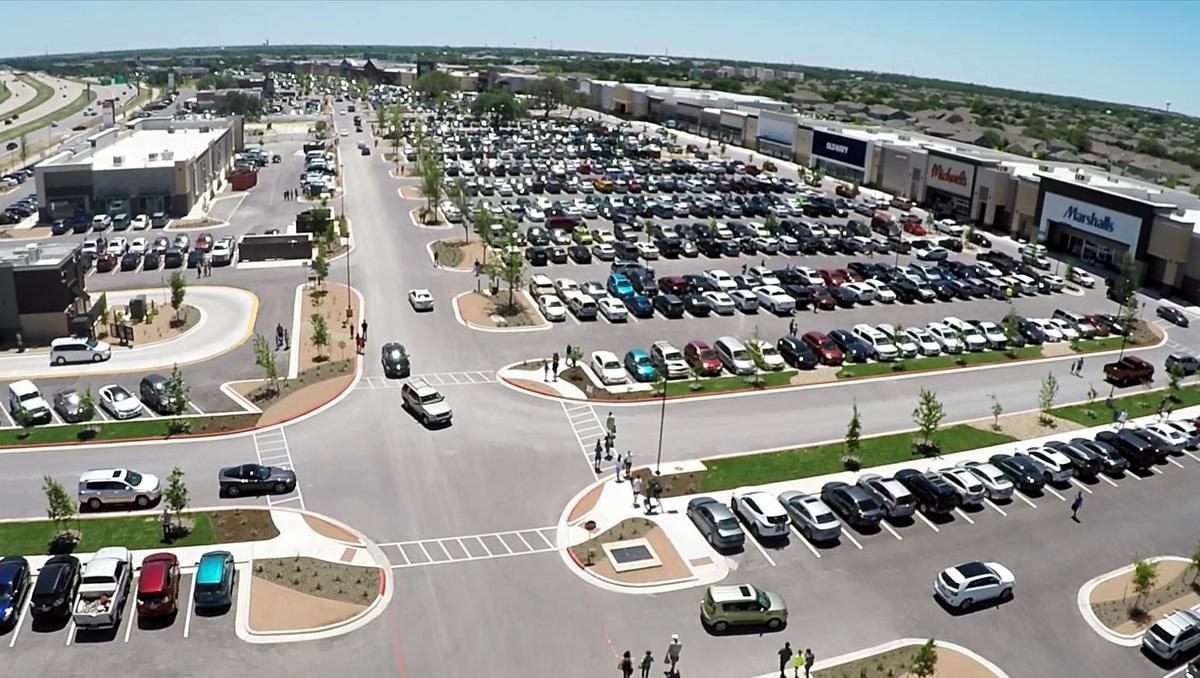 Endeavor sells the parke a cedar park shopping center for Marshalls cedar park