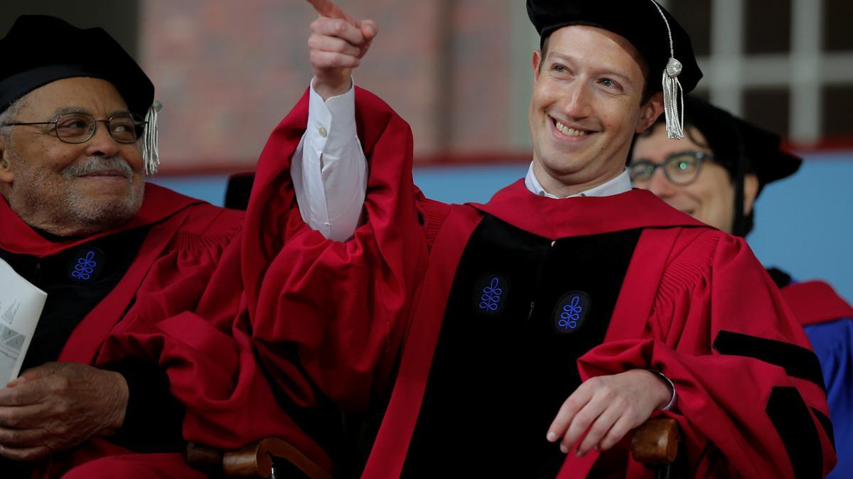 Facebook\'s Mark Zuckerberg, HPE\'s Meg Whitman among Silicon Valley ...