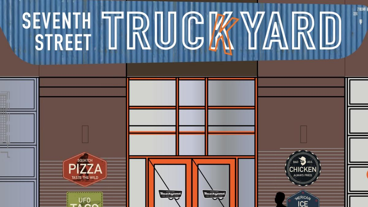 New Bohemia Owner Plans A Food Truck Food Hall Near Xcel