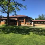 Happy birthday Frank Lloyd Wright — your Buffalo house is restored