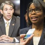 Mayoral runoff Q&A: Nirenberg and <strong>Taylor</strong> talk transportation and charter revision