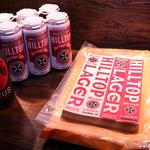 Four String Brewing wants to reel in Bud Light crowd with new Hilltop Lager