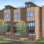 New downtown Raleigh townhouses signal more to come from N.Y. developer