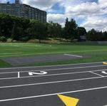 Second Under Armour-financed park renovation complete