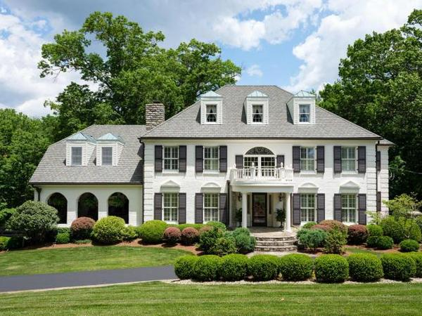 Extraordinary colonial boasts open floor plan, incredible views on a fabulous 3 acre lot