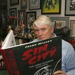 At Dark Horse, Mike Richardson's office is a comics lover's dream (Photos)