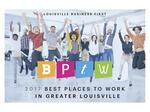 Announcing: 2017 Best Places to Work in Greater Louisville (SLIDESHOW)