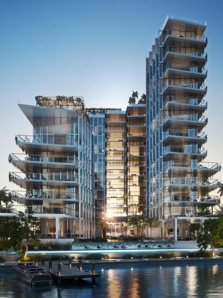 Site Work Has Started On The Monad Terrace Condo Project In Miami Beach