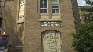 What should Ohio State do with Indianola Middle School?