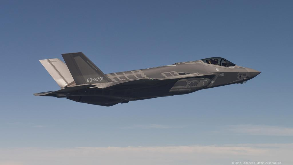 The us government awards lockheed martin 60m to cut f 35 costs the us government awards lockheed martin 60m to cut f 35 costs dallas business journal malvernweather Images