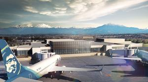 Paine Field's new air terminal to offer passengers valet parking