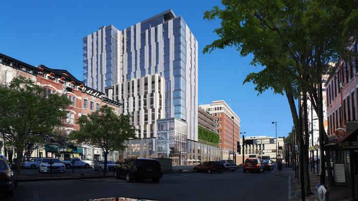 Downtown Kroger's design gets city approval