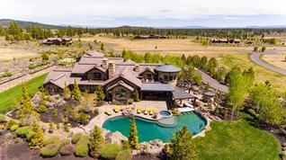 Extraordinary Custom Estate in Bend