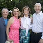 After Hours: Make-A-Wish reception and benefit at the Grangers' home