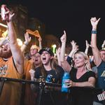 Y'all ready for this? Nashville preps for downtown onslaught as hockey, CMA Fest converge