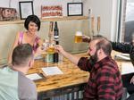 A look at the new men's salon/bar coming to metro Denver (Photos)