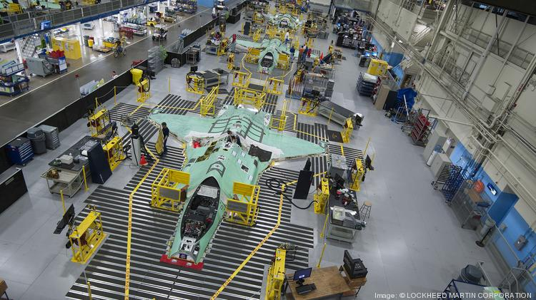 Lockheed Martin S Upcoming Hiring Event Could Be Its
