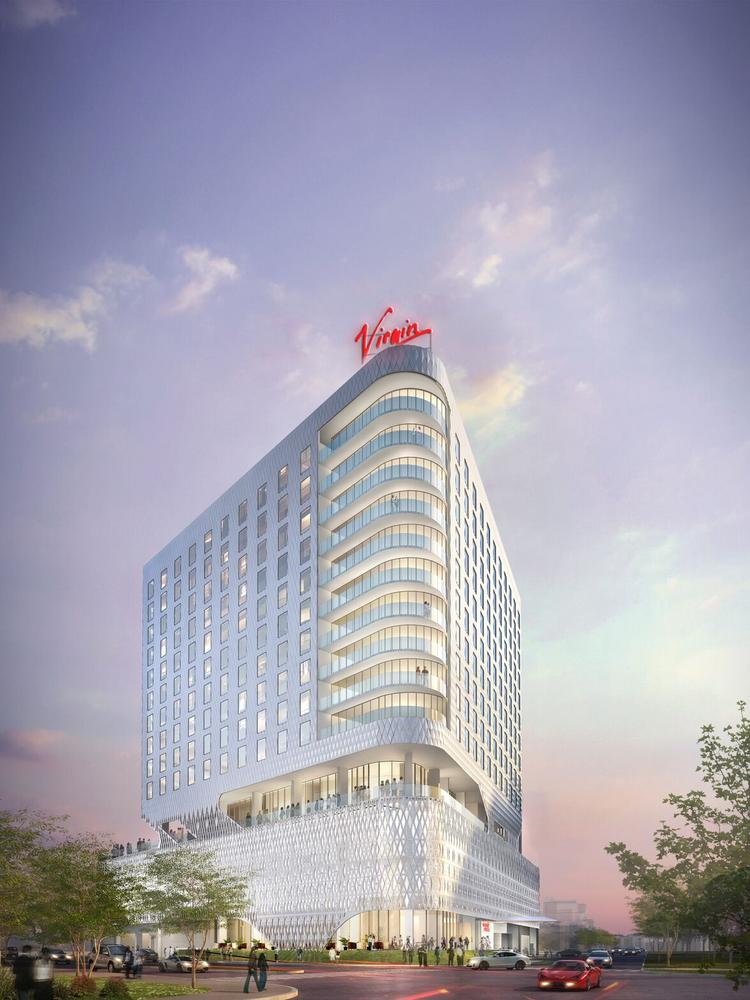 How The Developer Behind Dallas' First Virgin Hotel Raised