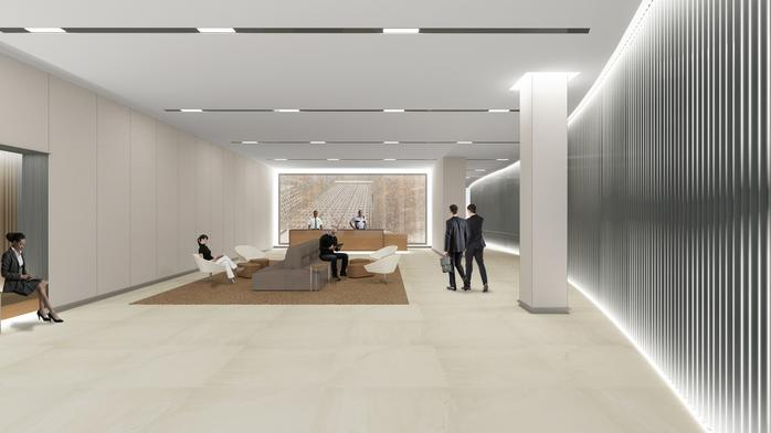In prep for demolition to make way for Riverwalk Tower, Feldman shuffles office tenants