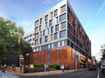 Development of National apartment complex underway