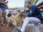 See Miller Park go to the dogs: Slideshow