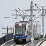 LYNX Blue Line Extension tests begin, with project on track for March 2018 opening (PHOTOS)