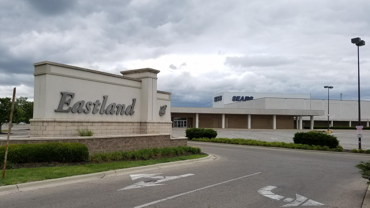 Sears Departure Will Leave Eastland Mall With No Anchors