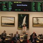 Solar reform bill moves to the N.C. Senate