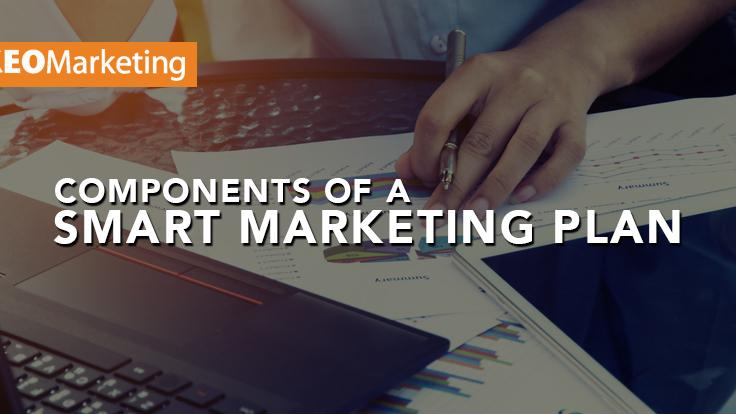 Components Of A Smart Marketing Plan  Phoenix Business Journal
